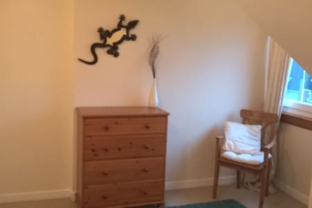Fort William, Kingsize Bedroom with Kitchenette - House