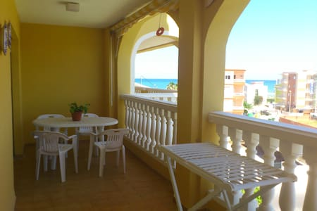 Apartamento a 100m de la playa - Xeraco - Apartment