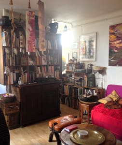 Appartement Cosy & atypique - Malakoff - Apartment