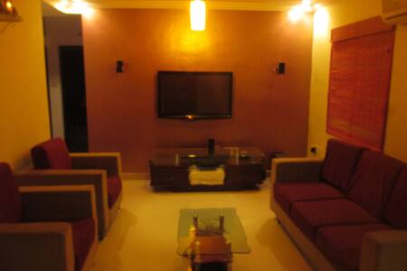 2 BHK LUXURIOUS APARTMENT FOR RENT