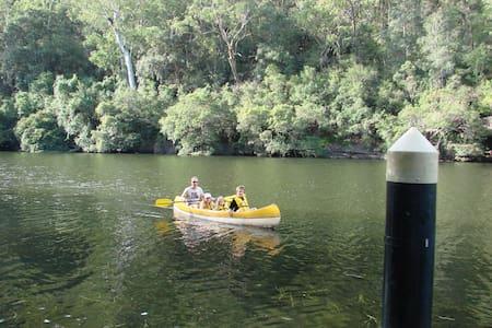 Colo River hideaway 80 mins from Sydney CBD. - Lower Portland