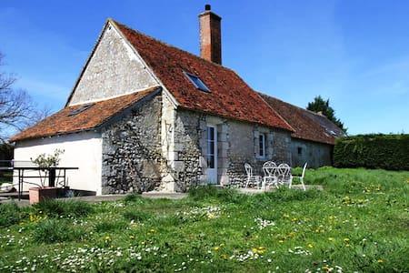 Gîte campagne châteaux de la Loire - Chitenay - Huis