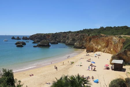 A cosy apartment close to beach. - Alvor - Apartemen