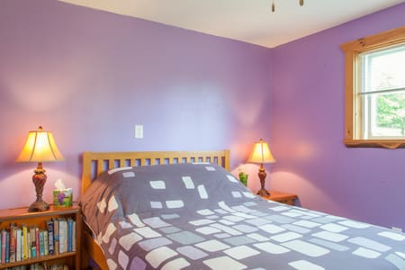 Ithaca Area Farmstay Double Room Package - Bed & Breakfast