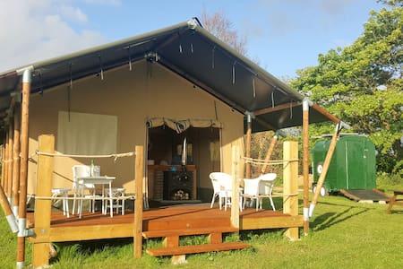 Rosevidney Glamping - Tent