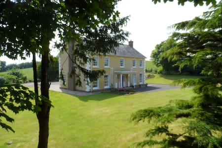 An Úllord Country House Bed & Breakfast - Aamiaismajoitus