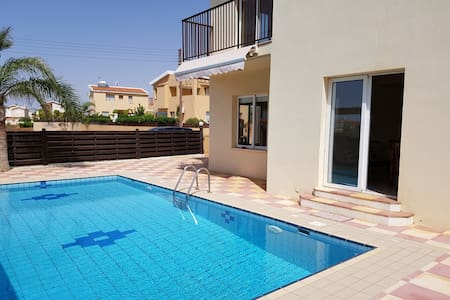 SeaBreeze Villa with Private Pool - Ayia Napa - Willa