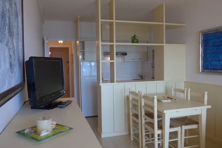 Apartamento en primera línea de mar - Apartment