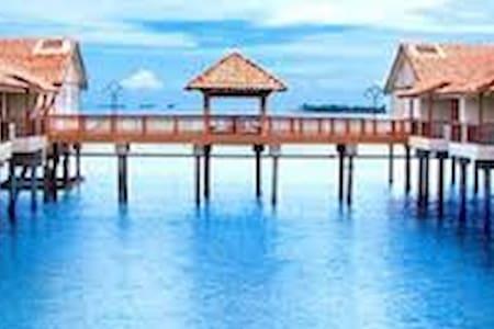 Lexis Water Chalet Port Dickson - Faház