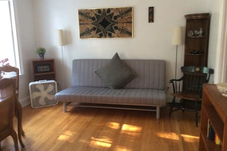 Princeton Palmer Square Condo #A - Appartement