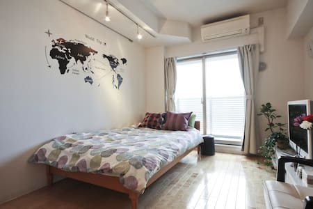Ginza 3min Walk/Tsukiji Special Price! - Appartement