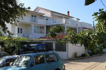 Three bedroom apartment with terrace and sea view Mrljane, Pašman (A-299-b) - Andere