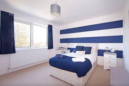Modern & peaceful Kent guestroom - Hus