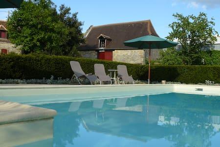 Bed and Breakfast in de Dordogne - Temple-Laguyon