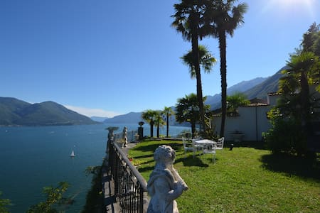 Casa Vista Radiosa Ascona - Lago Maggiore - Ascona - Flat