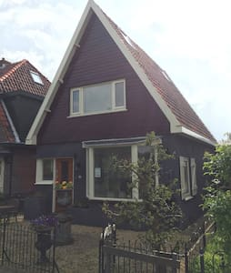 Freestanding house, build in the 30's - Hus
