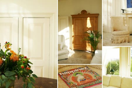 White Room - Retraite in voormalige pastorie - Bed & Breakfast
