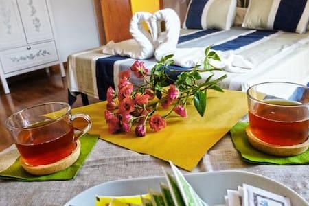 Rural estate in Ancona Conero's Riviera - Ancona - Bed & Breakfast
