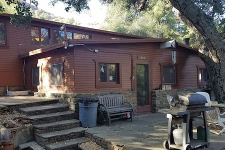 Cabin in the Woods - Santa Clarita