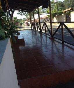 La Casa Rica de Costa Rica .Room #2 - Liberia - House