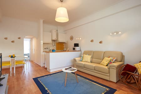 Cozy flat 10 min walk to the beach! - Oeiras