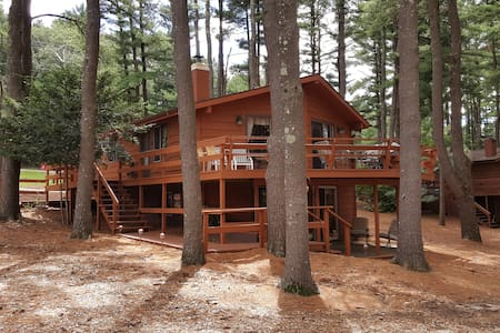Lake Delton WI, WI Dells Full House Rental. - House