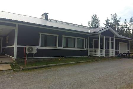 Original Finnish house / sauna / - Hus