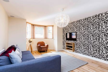One-bedroom apartment in Central Southsea - Portsmouth - Appartement