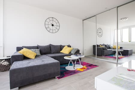 Brand new deluxe apartment near Kvaternik square - Wohnung
