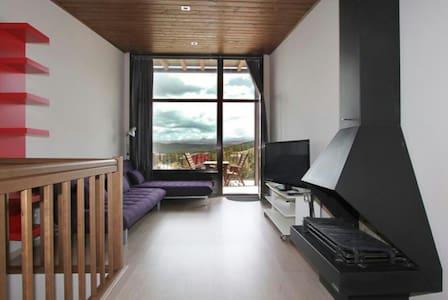 Apart precioso a pie de pista,2min - Masella - Apartamento