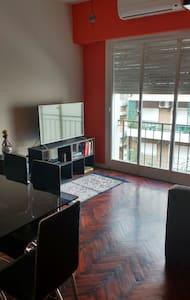 Habitación privada en lindo dpto - Apartamento