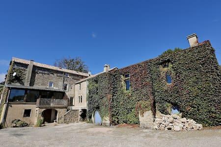 Hameau du Fau - Gite Attractions Terrestres - House