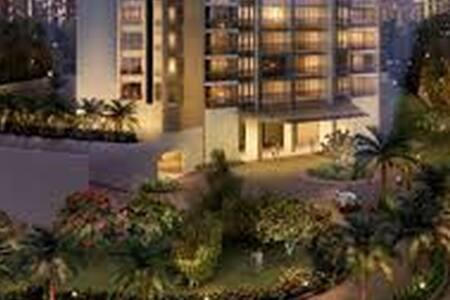 Luxury amidst Nature - Apartment