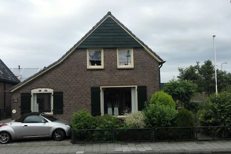 Het Wilhelminahuis - Bed & Breakfast