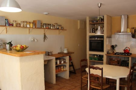Spacious village house - Chaley - Maison