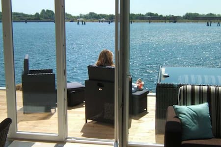 3-Zi-Ferienwohnung BRIGANTINE 33 mit Panoramablick - Apartamento