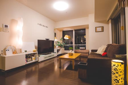 8Min from ShinagawaST.  high‐rise - Appartement
