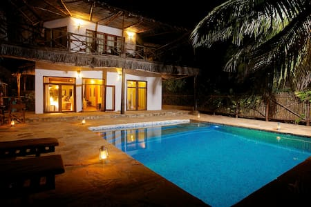 Tamani Villas - Holiday & Charity!? - Matemwe - Villa