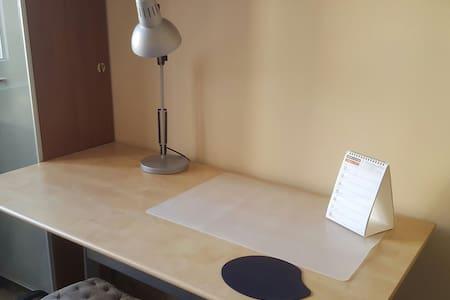 Prywatny pokoj dla 1-2 osob 12m2 - Apartment