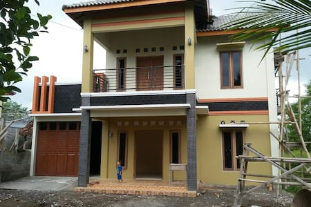 Beutiful house in the village. - Rumah