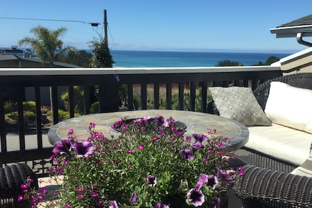 Ocean Views by Moonstone Beach - Cambria - House