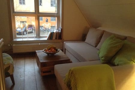 Bo i hjertet af Aarhus - Apartament