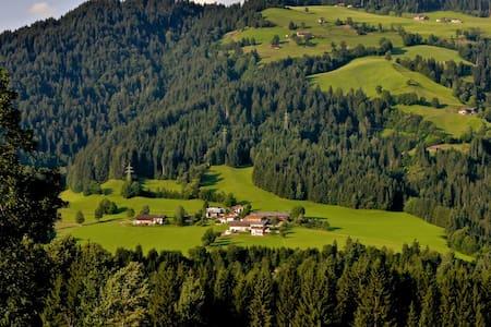 Luxuriöses Alpen-Apartment in sonniger Lage - Appartement