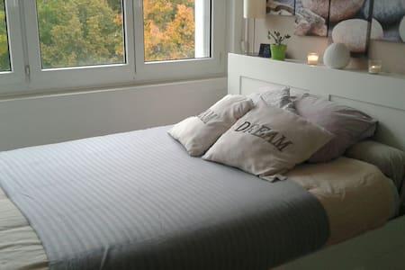 Chambre 2 personnes tout confort - Fontainebleau - Flat