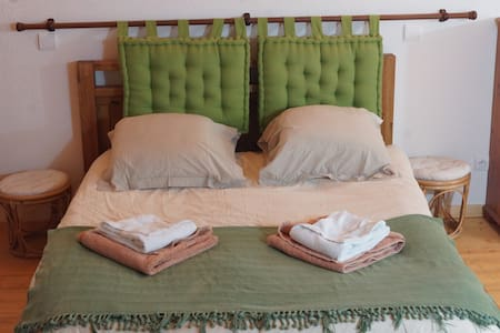 MBL Mountain Holidays Chambre 1 - La Vernaz - Bed & Breakfast