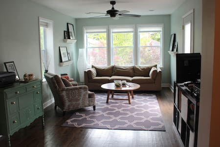 Cozy Family Friendly Home in Galewood - Chicago - Huis