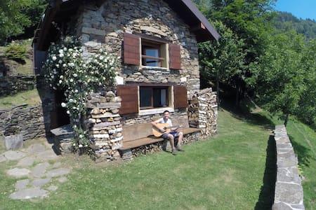 Baita alpe Aurelio - Hut Lago Maggiore - Other