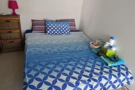 Habitación con baño privado y desayuno disponible - Benissa - Selveierleilighet
