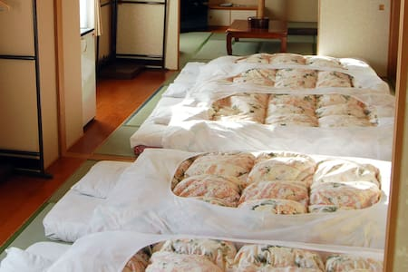*Japane Style Room*Recommended to stay at 5people! - Jiné