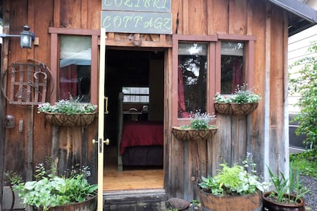 Country oasis minutes from Ashland - Ashland - Sommerhus/hytte
